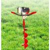 供应移树植树挖坑机、小型挖坑机、苗木种植挖穴机,便携式凿坑机