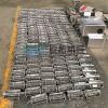 可定制不锈钢多齿挂钩模具盒十公斤压肉盒肥牛成型盒羊肉切片模具